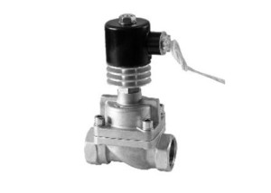 high temperature solenoid valve