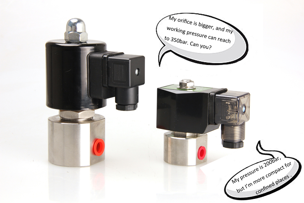 solenoid valves dialogue