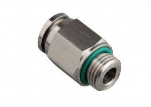 stainless steel push in fitting SSPCG