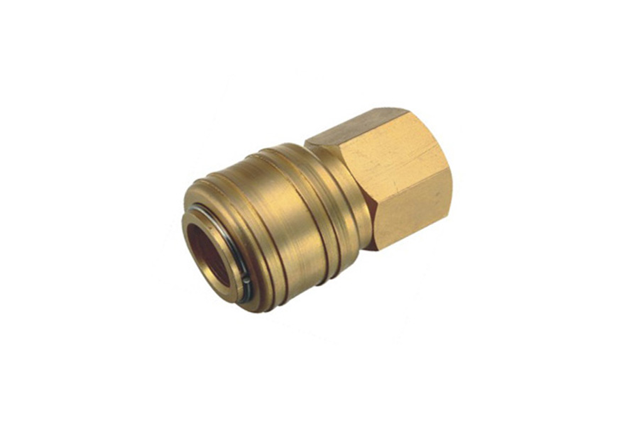 pneumatic quick coupling