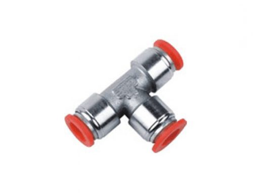 Brass Pneumatic Push in Fittings-MPE